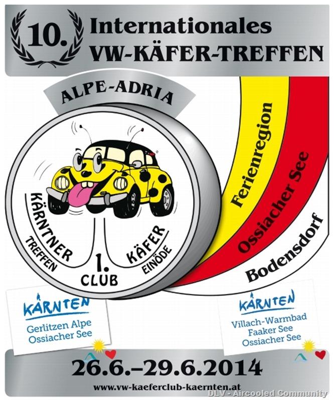 Flyer Kärnten 2014
