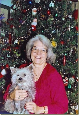 Christmas 1984 Martha