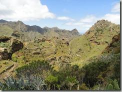 Vista del Roque de Los Pinos