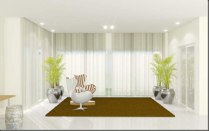 Interiores - sala intima