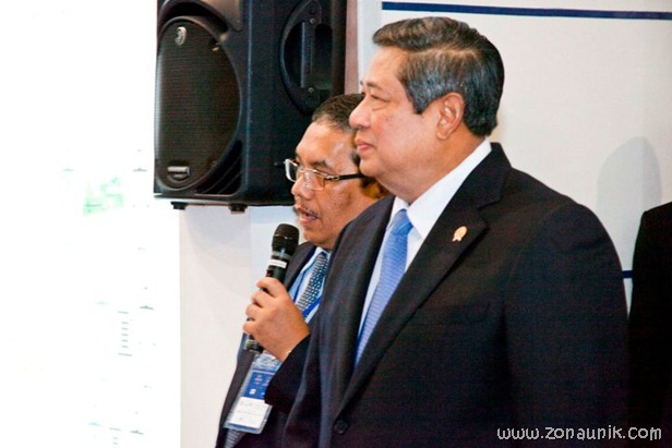 foto keseharian Presiden Indonesia Susilo Bambang Yudhoyono (44)