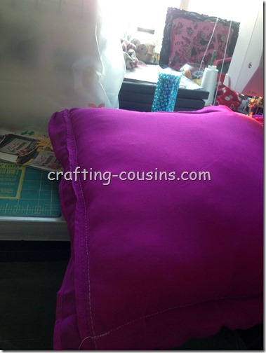 Sparkle Pillow from Shirt (4)