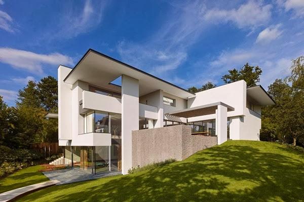 casa su por alexander brenner architekten alemania arquitexs. Black Bedroom Furniture Sets. Home Design Ideas
