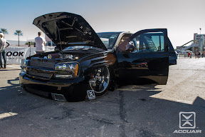 Chevy Trailblazer equipped with AccuAir e-Level