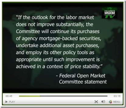The Global Impact of 'QE Infinity'