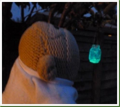 Magical sooky glowstick lantern