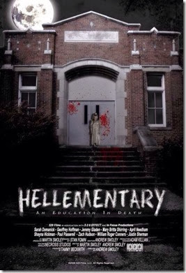 hellementary poster