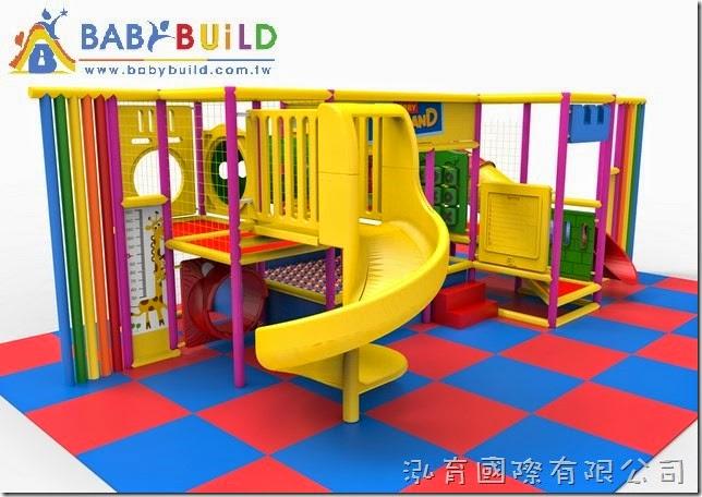 BabyBuild 3D泡管創新遊具