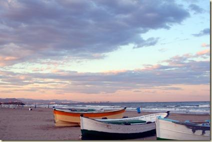 Playa El Cabanyal-