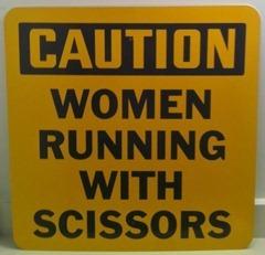 running w scissors
