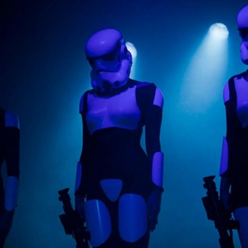 Review: Star Wars Burlesque: The Empire Strips Back