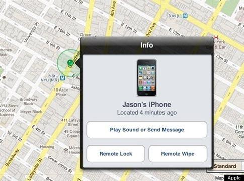 Como encontrar mi iPhone desde iCloud