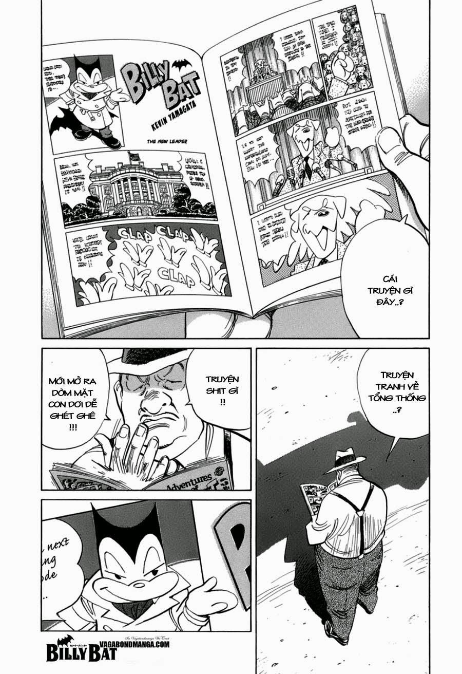 Billy Bat Chương 27: Cuộn giấy của Momochi (10)