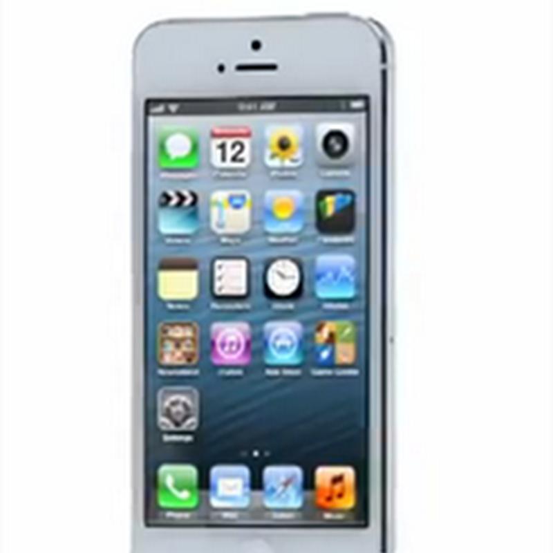 Video de presentación del nuevo iPhone 5