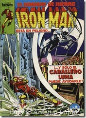 P00058 - El Invencible Iron Man - 161 #162