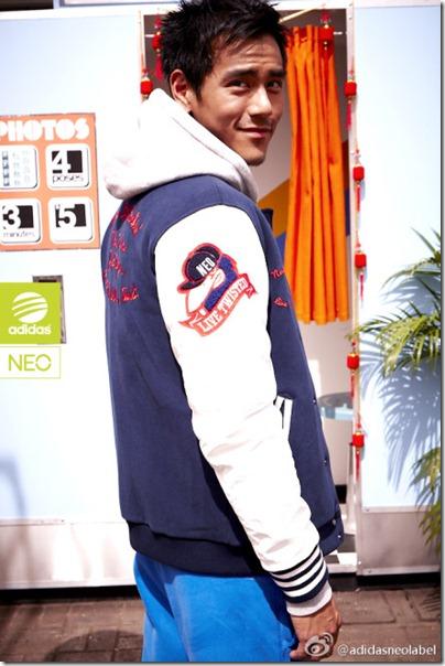 adidas Neo Label 2013 X Eddie Peng 彭于晏 01