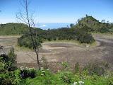 Ijen Merapi - horseshoe crater (Java Lava, July 2006)