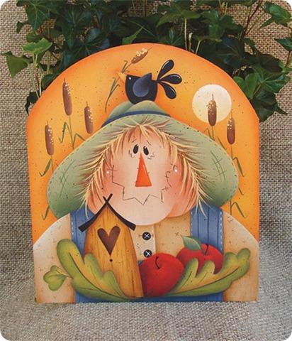 HarvestScarecrow