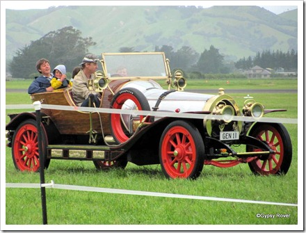 Chitty Chitty Bang Bang now lives in New Zealand.