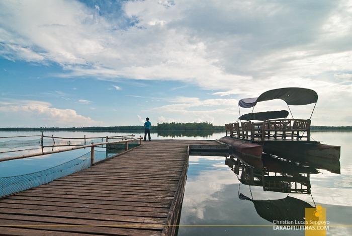The Serene Lake Danao