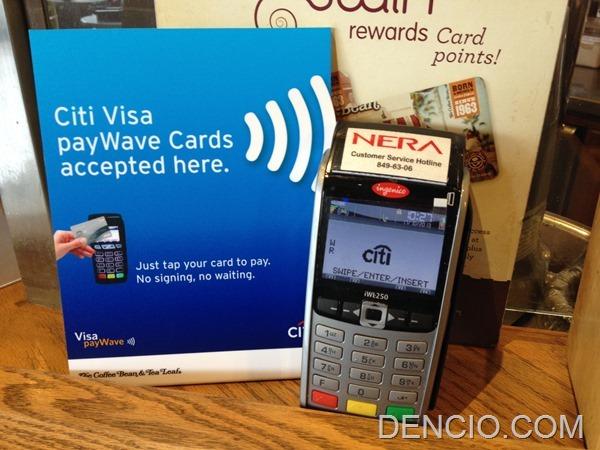 Citibank Visa PayWave Philippines 05