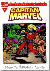 P00004 - Biblioteca Marvel - Capitán Marvel #4