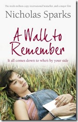 a-walk-to-remember-book