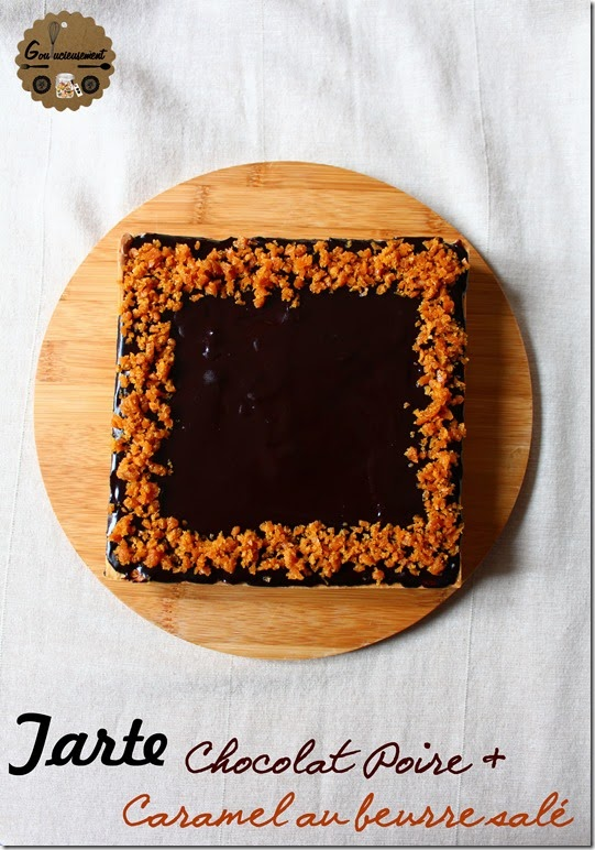 Tarte choco poire caramel logo 1
