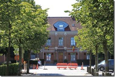 現在のペール市庁舎