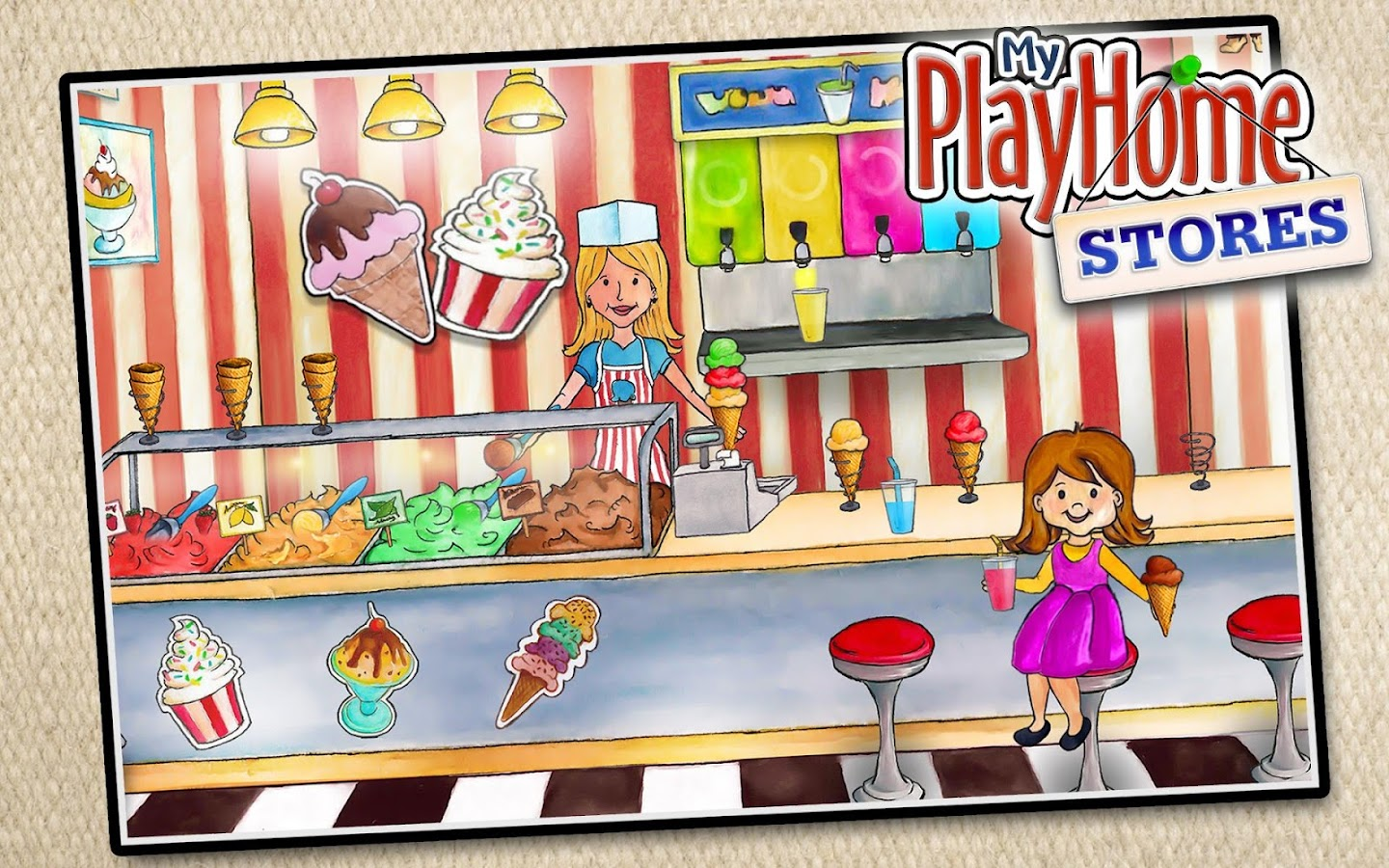 My PlayHome Stores Screenshot