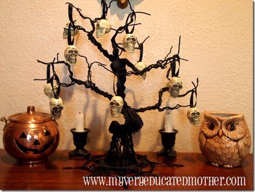 @mvemother Halloween Glitter Trivets