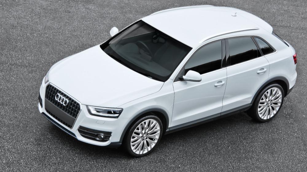 Audi S Suv Lightly Customized By A Kahn Design