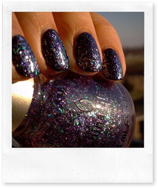 China Glaze Marry A Millionaire (over Julep Maggie) 6