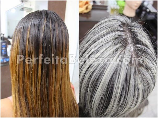 cabelo loiro perfeito