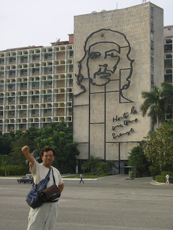 Thinks to do in Havana: see the Che Guevara mural