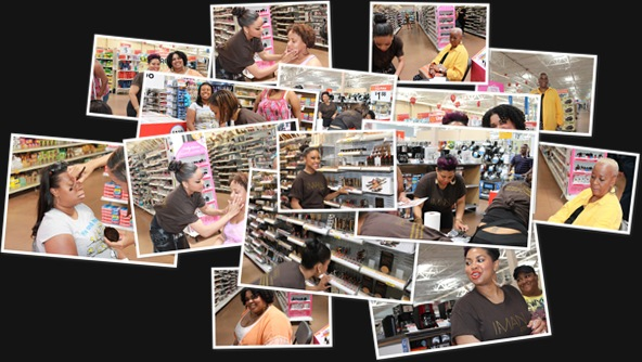 View Iman Cosmetics Launch - Click to view more photos of the event!
