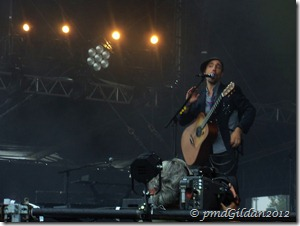 Solidays2012, Charlie Winston