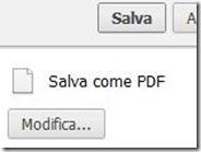 Chrome: salvare le pagine internet in PDF con la funzione nativa del browser