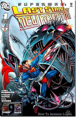 2011-08-21 - Superman - La Última Resistencia de Nuevo Krypton