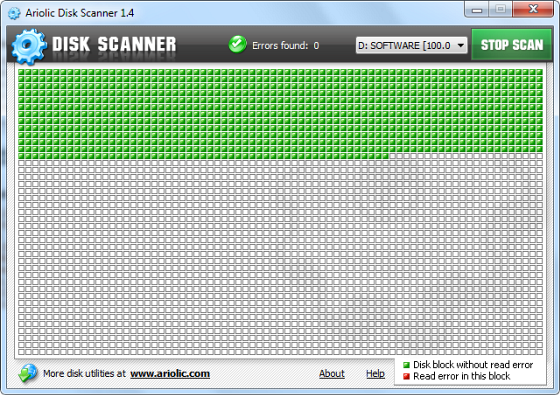 ariolic-disk-scanner