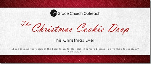 Christmas Cookie Drop - Grace Church of Dunedin