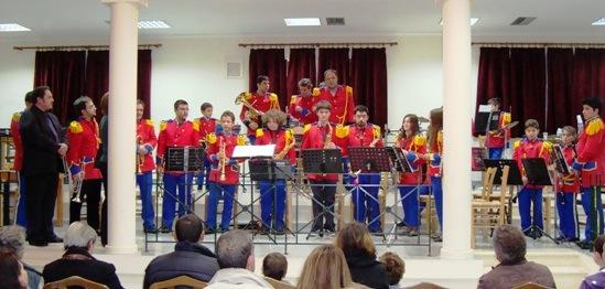Εορταστική συναυλία της Φιλαρμονικής Ιθάκης στην αίθουσα του Σταυρού