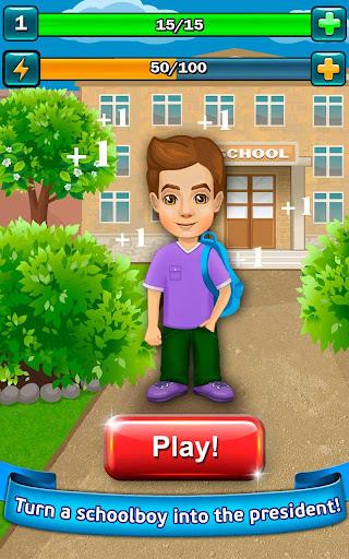 President Clicker - screenshot