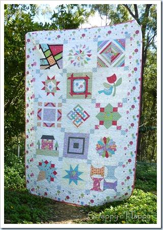 Ivy's quilt