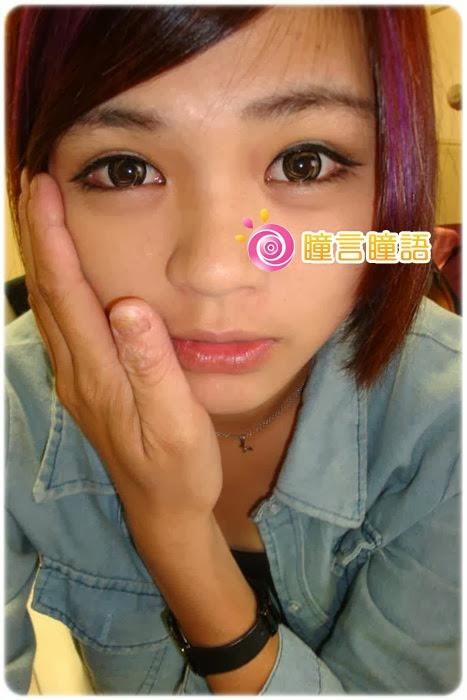 高小愛分享-EOS Barbie Doll芭比娃娃咖 眼神也能殺死好多人