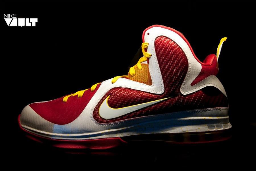 Nike LeBron 9 Shoes Fairfax Home