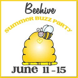 Beehive Summer Buzz Party at The Fabric Mill!