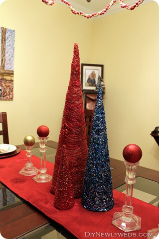 christmas-cone-tree-centerpiece