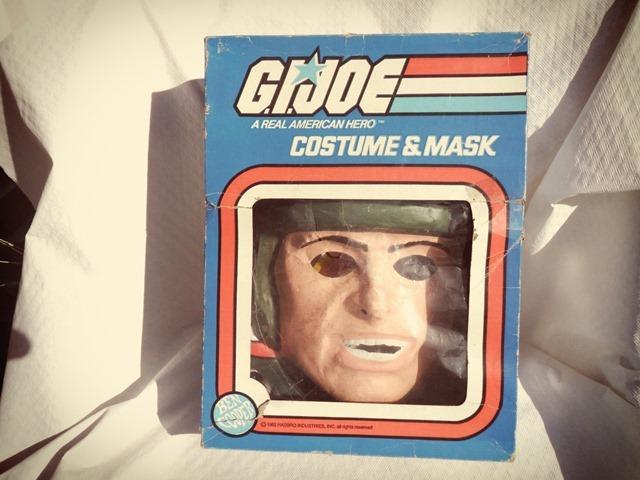 GI Joe Costume