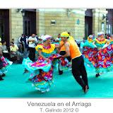 Venezuela en el Arriaga
